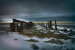 cast out into a game of thrones (stocks photography.) Tags: beach photography coast seaside photographer stocks groyne whitstable gameofthrones stocksphotography michaelmarsh