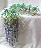 DSCF3634 (EruwaedhielElleth) Tags: flowers flower hair handmade fabric hana accessory tsumami kanzashi zaiku imlothmelui