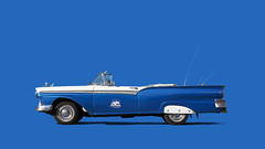 Cuban 1957 Ford Fairlane 500 Sunliner Convertible