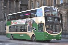 Lothian Country Buses 937 SN10DKE (Will Swain) Tags: city uk travel november england bus buses scotland edinburgh britain centre country north transport 21st scottish vehicles vehicle northern seen lothian 2015 937 sn10dke