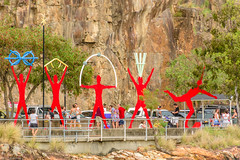 20151129-031-Brisbane River Bat Cruise.jpg (Brian Dean) Tags: cruise sculpture streetart river au bat australia brisbane queensland brisbaneriver