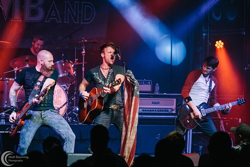 Jacob Martin Band - November 12, 2015 - Hard Rock Hotel & Casino Sioux City