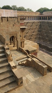 Step Well, India - c. 800 AD