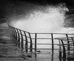 364/365 Storm Frank - 365 Project 2015 (Helen) (dorsetbays) Tags: winter sea england storm rain frank waves wind spray dorset 365 weymouth 365project newtonscove aphotoadayforayear stormfrank
