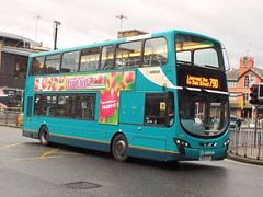 MX61AXG (47604) Tags: bus liverpool northwest merseyside arriva 4466 mx61axg