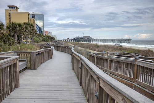 Thumbnail from Myrtle Beach Boardwalk and Promenade