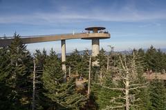 (rjcox) Tags: observationtower clingmansdome greatsmokymountainsnationalpark brysoncity northcarolina unitedstates us