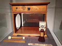 1-13 Dressing Table History (MsSusanB) Tags: metmuseum metropolitan art dressingtable cosmetic japan wedding gold furniture antique