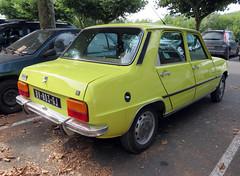 Renault 7 Siete TL (Spottedlaurel) Tags: renault 7 siete