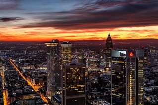 Mainhatten Sunset