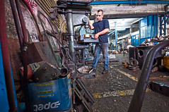 Workshop (kemal atli) Tags: workshop workman drill drilling colour nikon kemal atli people work working sarisik