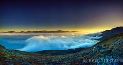 Innsbruck (JTrojer) Tags: inn autumn innsbruckland sunrise tirol trojer dawn inntal morning tyrol dusktilldawn patcherkofel innsbruck jtrojercom austria patscherkofel