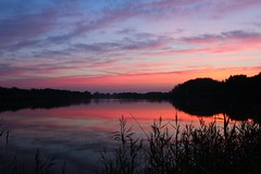 Love is in the air  (Omroep Zeeland) Tags: zonsopkomst dekreek westkapelle lovezeeland omroepzeeland mbbm