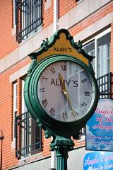 Almy's (keyphan06) Tags: massachusetts 2016 clock streetscenes salem