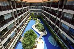 Lagoon swimming pool (A. Wee) Tags: fourpoints spg kuta bali  indonesia  resort hotel  swimming pool  lagoon