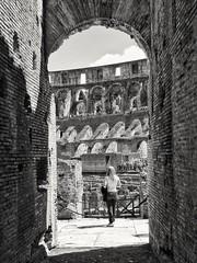 Colisseum (victorhjzz) Tags: colisseum italy rome arquitecture old