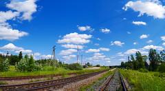 ,  (theonicsolo) Tags:  antsiferovo summer 2016 russia village  panorama