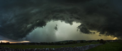 Peak District Supercell (John Finney) Tags: monyash storm supercell peakdistrict thunderstorm england shelfcloud extremeweather weather