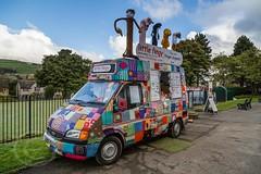 Marsden Jazz Festival 2016_0004 (Mark Schofield @ JB Schofield) Tags: marsden jazz festival 2016 huddersfield yorkshire musicians street people musical instrument dance ulverston band blast furnace