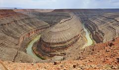 Goosenecks State Park, Utah, USA (tsaiproject) Tags: gooseneckstatepark utah ut moab sanjuanriver nikond700 nikon1424mm ngc usa mexicanhat canyon meander blanding us163