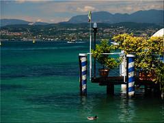 Sirmione on Lago di  Garda (Ostseetroll) Tags: geo:lat=4549238664 geo:lon=1060669196 geotagged ita italien lombardia sirmione lagodigarda gardasee italia italy