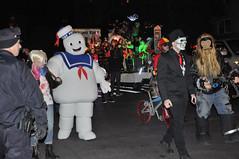 Halloween parade NYC 2016 (zaxouzo) Tags: nyc halloween parade people costume colorful night nikond90 scary 2016