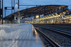 Hauptbahnhof Erfurt (marcel_erdmann_erfurt) Tags: hauptbahnhof deutschland europa erfurt bauwerkefrdenschienenverkehr diewelt verkehrsbauwerke kultur thringen zug bahnhof bauwerk smaland architektur architekt bauwerkefrdenschienenverkehr cultura culture de deu germany se thringen architecture theworld