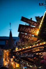 Weihnachtsmarkt Hannover (Burr_Brown) Tags: nikon d750 weihnachtsmarkt hannover 2016 glhwein kakao punsch bowle schilder schild bersicht