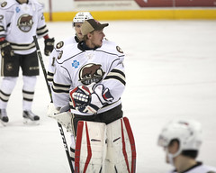 Vitek Vanecek and Jakub Vrana (hartmantori) Tags: hersheybears hersheybearshockey hockey ahl washingtoncapitals caps capitals