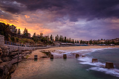 Coogee (M Hooper) Tags: coogee beach sydney storm tidalpool