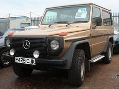 F429 CJK (Nivek.Old.Gold) Tags: 1989 mercedes 280ge swb hawthorns aca a2
