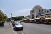 New Market (lGBSl) Tags: mandraki market place tree greek port island harbour greece rhodes road dome new