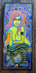 lost coast panel 7 (ghostboardstudios) Tags: surfsurfing tiki exotica