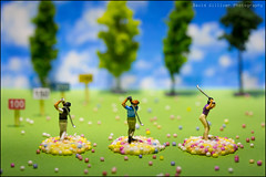The Driving Range (Pikebubbles) Tags: smallworld itsasmallworld davidgilliver davidgilliverphotography thelittlepeople littlepeople creativephotography figurines fineartphotography figurine creative myartbroker johnlewis miniature miniatureart miniatures miniart toyart toys toy golf miniaturegolf