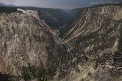 """Grand Canyon of the Yellowstone • <a style=""""font-size:0.8em;"""" href=""""http://www.flickr.com/photos/63501323@N07/30703786092/"""" target=""""_blank"""">View on Flickr</a>"""