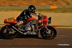 Suzuki 1000gs. Moto Martin 1000gs, 4Q Racing