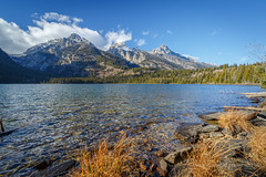 Taggart Lake (scepdoll) Tags: grandtetonnationalpark taggartlake bradleylake hike wyoming jacksonhole jackson