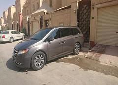 Honda - Odyssey - 2015  (saudi-top-cars) Tags:
