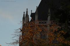 Church of Our Blessed Lady of the Sablon (Natali Antonovich) Tags: sweetbrussels brussels belgie belgium belgique sablon dezavel church pensiveautumn autumn architecture style faithhopelove faith religion churchofourblessedladyofthesablon
