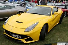 2014 Ferrari F12 Berlinetta (cerbera15) Tags: sharnbrook hotel supercar super car sunday 2016 ferrari f12 berlinetta