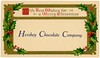 Hershey Chocolate Company—Best Wishes for a Merry Christmas (Alan Mays) Tags: