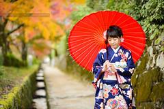 126 (motonari1611) Tags:        kimono japan autumn nikon potrait