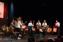 Concert annuel de l'Harmonie Municipale de La Wantzenau, le 20 novembre 2016 (aurelien.ebel) Tags: 2016 alsace concert france harmonie lawantzenau
