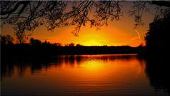 Yesterday's sunset at Lake Eutin (Ostseetroll) Tags: deu deutschland eutin geo:lat=5414475348 geo:lon=1066593804 geotagged redderkrug schleswigholstein wasser water spiegelungen reflections sunset sonnenuntergang eutinersee lake