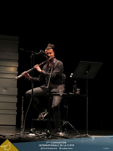 Concert de Magic Malik