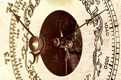La pluie et le beau temps (liofoto) Tags: macromondays arrow canon eos6d sigma105mmmacro noiretblanc blackandwhite