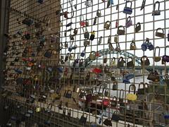 DSCN6572 (stamford0001) Tags: newcastle upon tyne high level bridge love locks padlocks