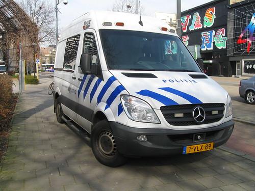 Politie | Eenheid Limburg | Team Forensische Opsporing | 1-VLX-89