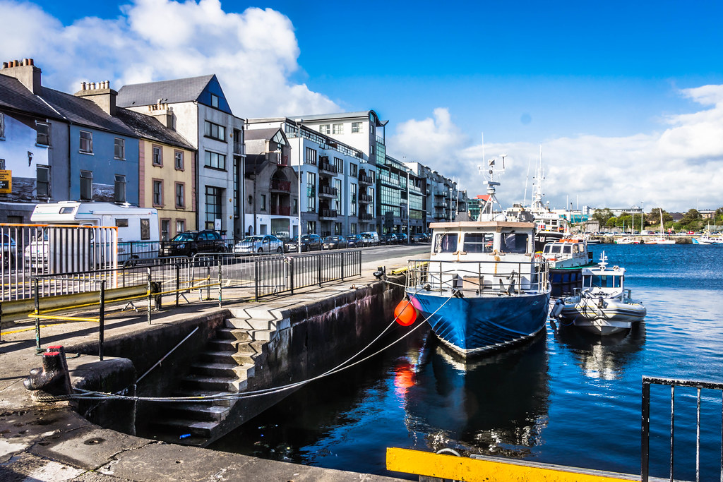 GALWAY HARBOUR AND DOCKLANDS [AUGUST 2015] REF-107520