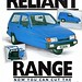 1992 Reliant Three-Wheelers